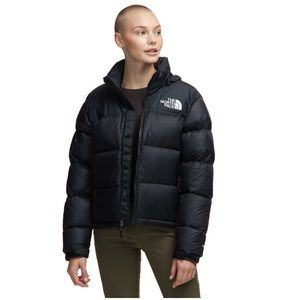 The North Face Black Nupste Puffer